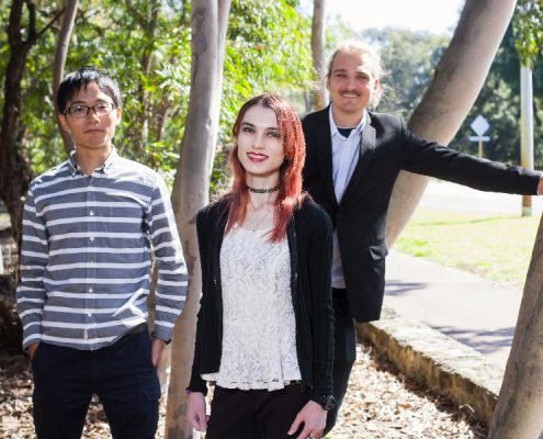 Congratulations Curtin and UWA Scholars
